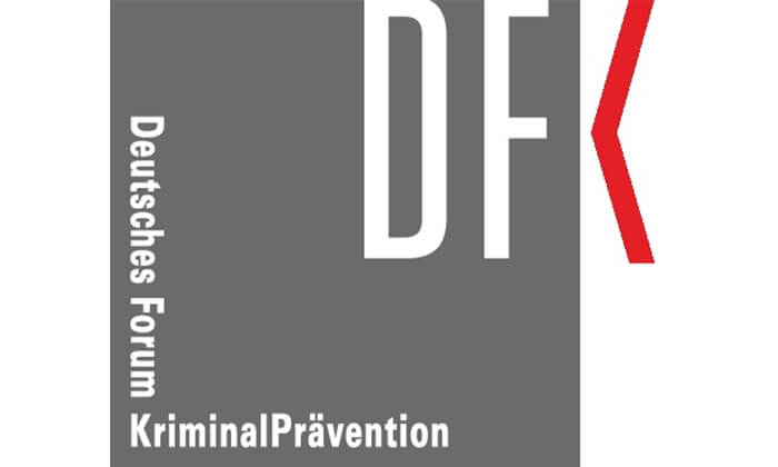 Logo: Deutsches Forum Kriminalprävention (DFK)